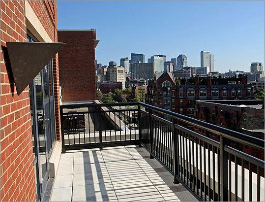 The Bryant Back Bay Condos in Boston