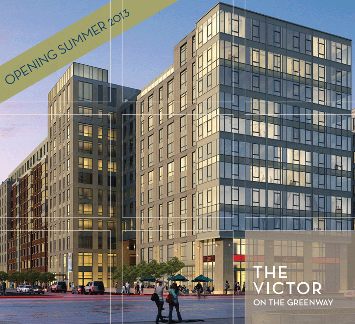 Victor Apartments in Bullfinch Triangle