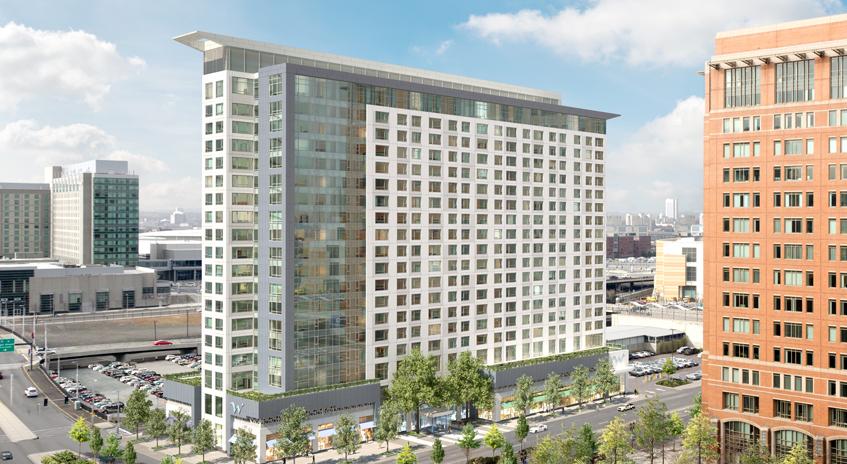 Waterside Place Condos in Boston