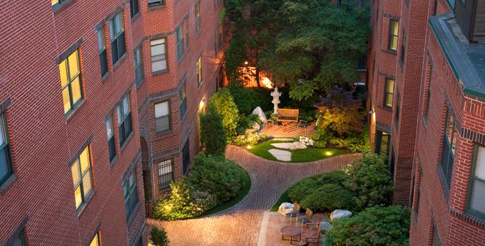 Garrison Square Apartments in South Boston