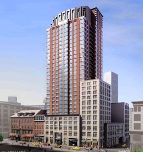 Archstone Boston Common Apartments