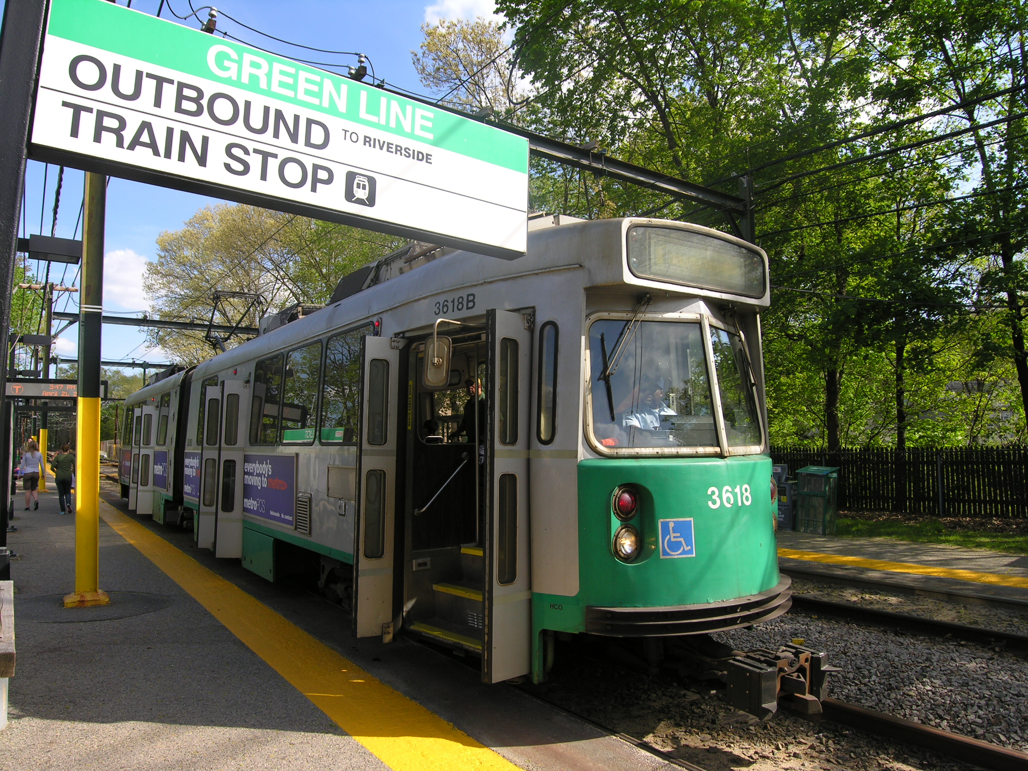 Newton Train Stop