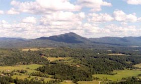 Worcester Mountains