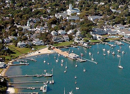 Edgartown Ma Harborfront Homes