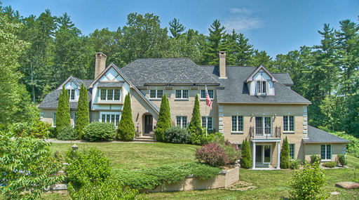 Windham NH Luxury home