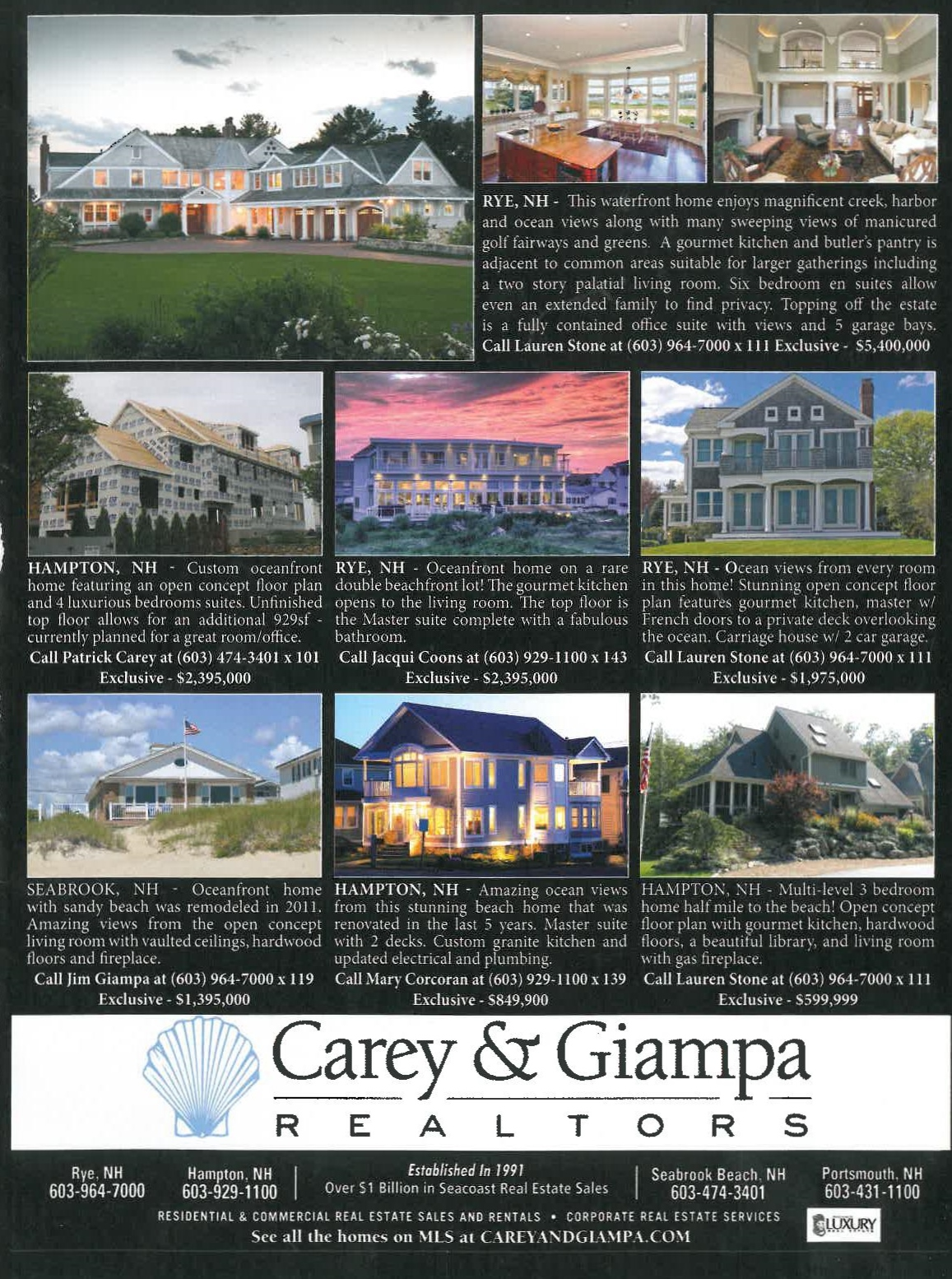 Coastal Home Magazine Fall 2013
