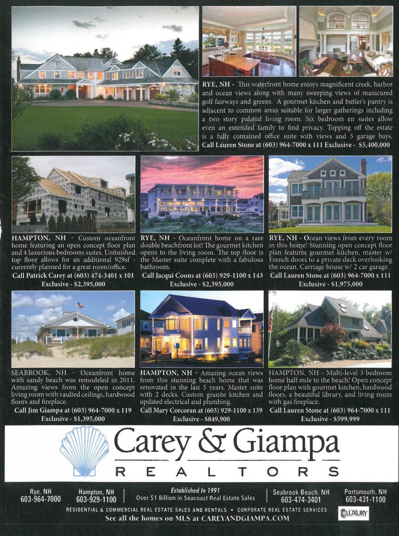 Coastal Home Magazine Fall 2013