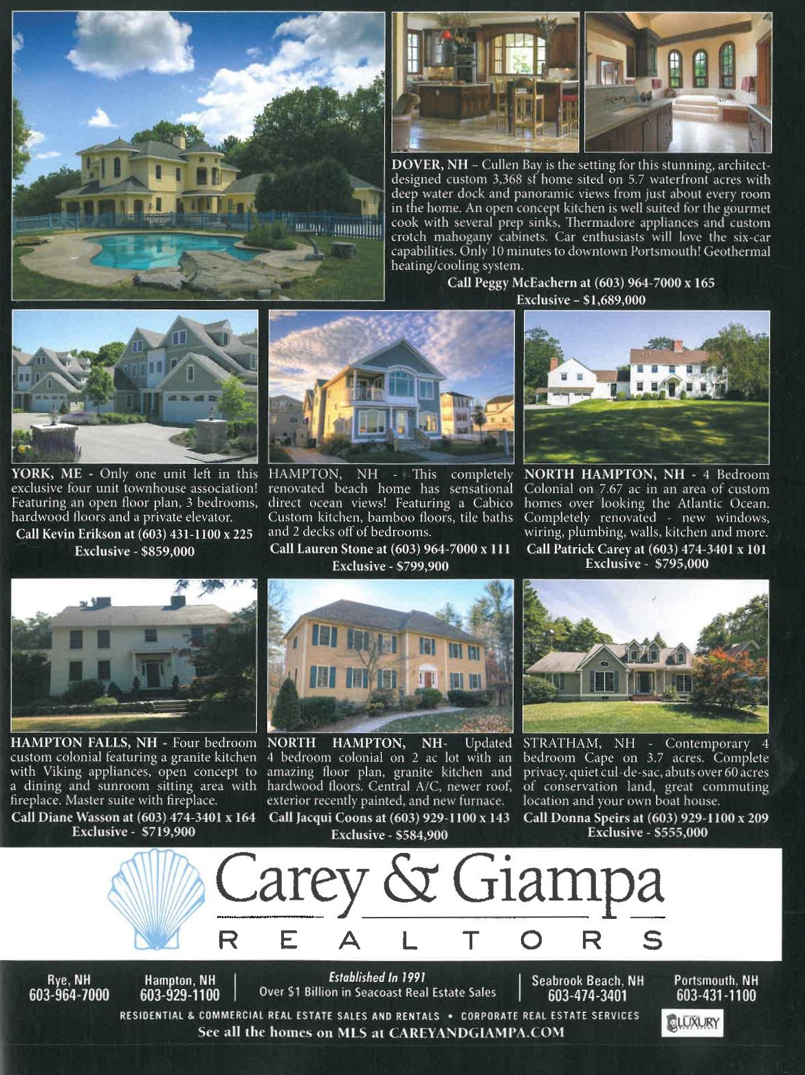Coastal Home Magazine