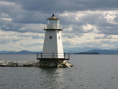 Lake Champlain Lighthouse