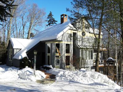 SnowTrak Okemo Ski Home