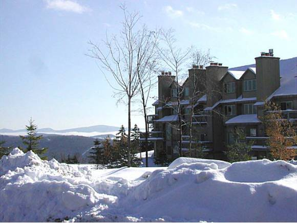 Solitude Village Condos at Okemo