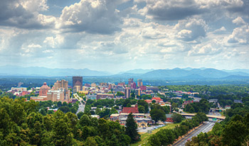 City of Asheville North Carolina