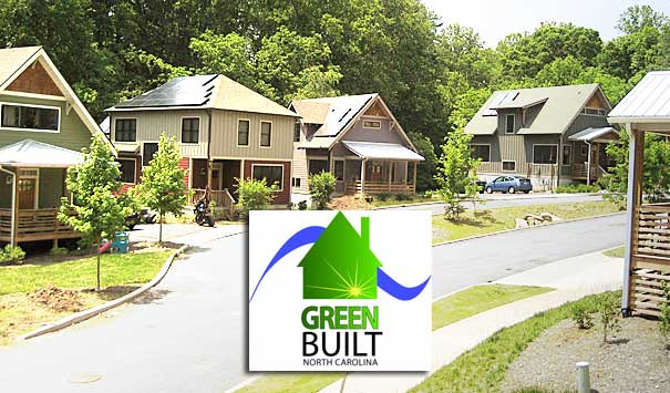 Green Homes in Asheville NC