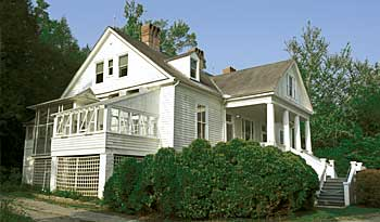 Asheville Historic Homes