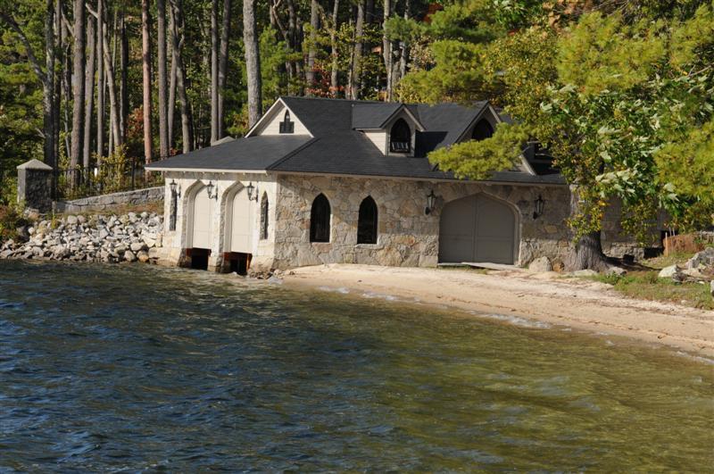 Wagon Wheel Boathouse