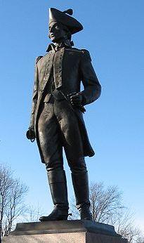 Count Rumford, Woburn MA