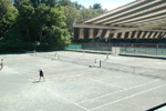 Parker Tennis Courts, Winchester MA