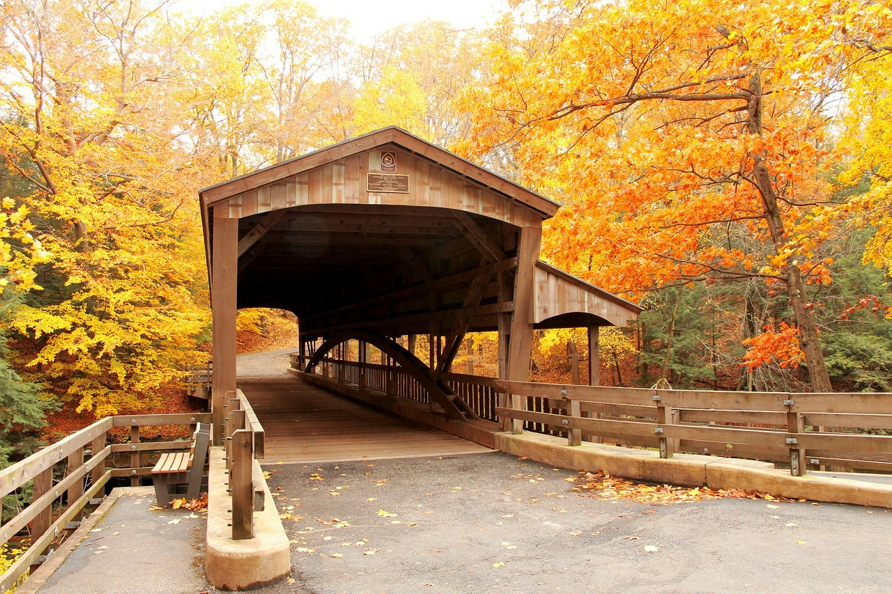 Covered Bridges in Vermont