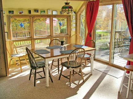 Vermont Rental Home Kitchen