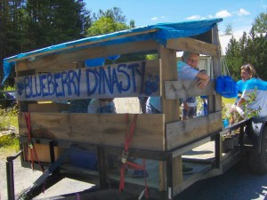 Vermont Blueberry Festival Tour