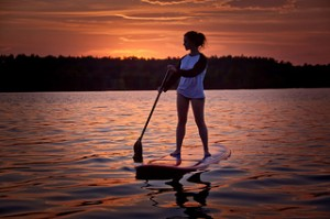 Vermont Paddle board