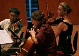 VT Summer Concerts --Bennington Chamber Music Conference