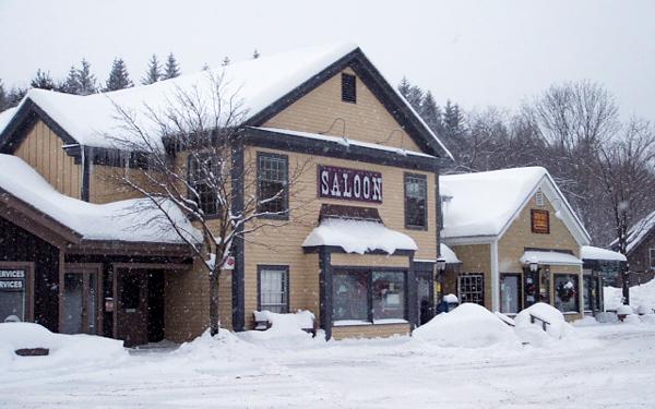 Valley View Saloon Vermont Bar