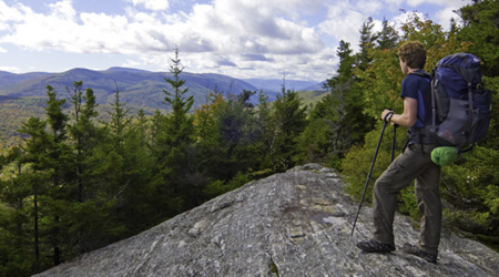 Guided Hiking in Vermont