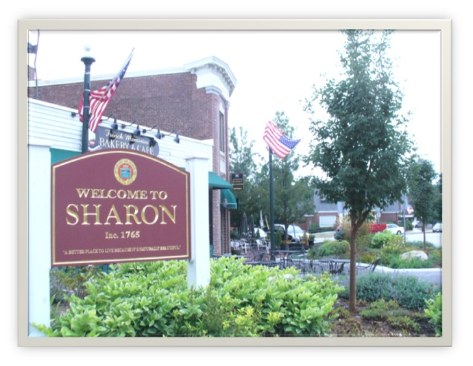 Sharon MA Real Estate