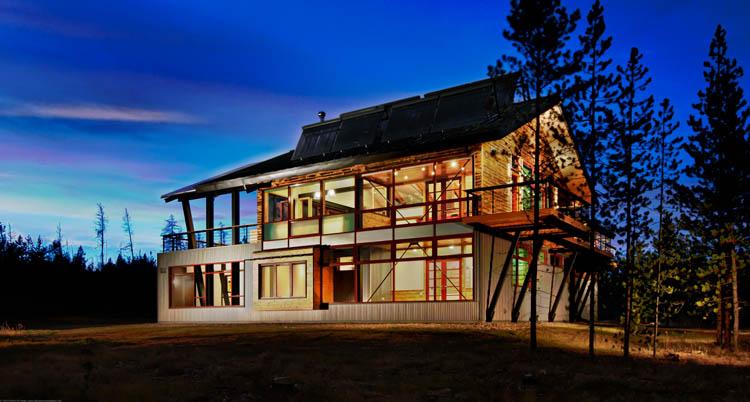 zero-energy home, newton ma real estate