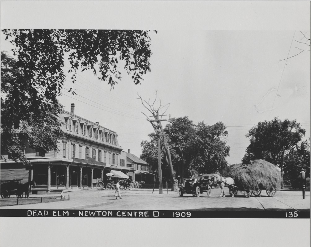 Newton MA Historic Photos