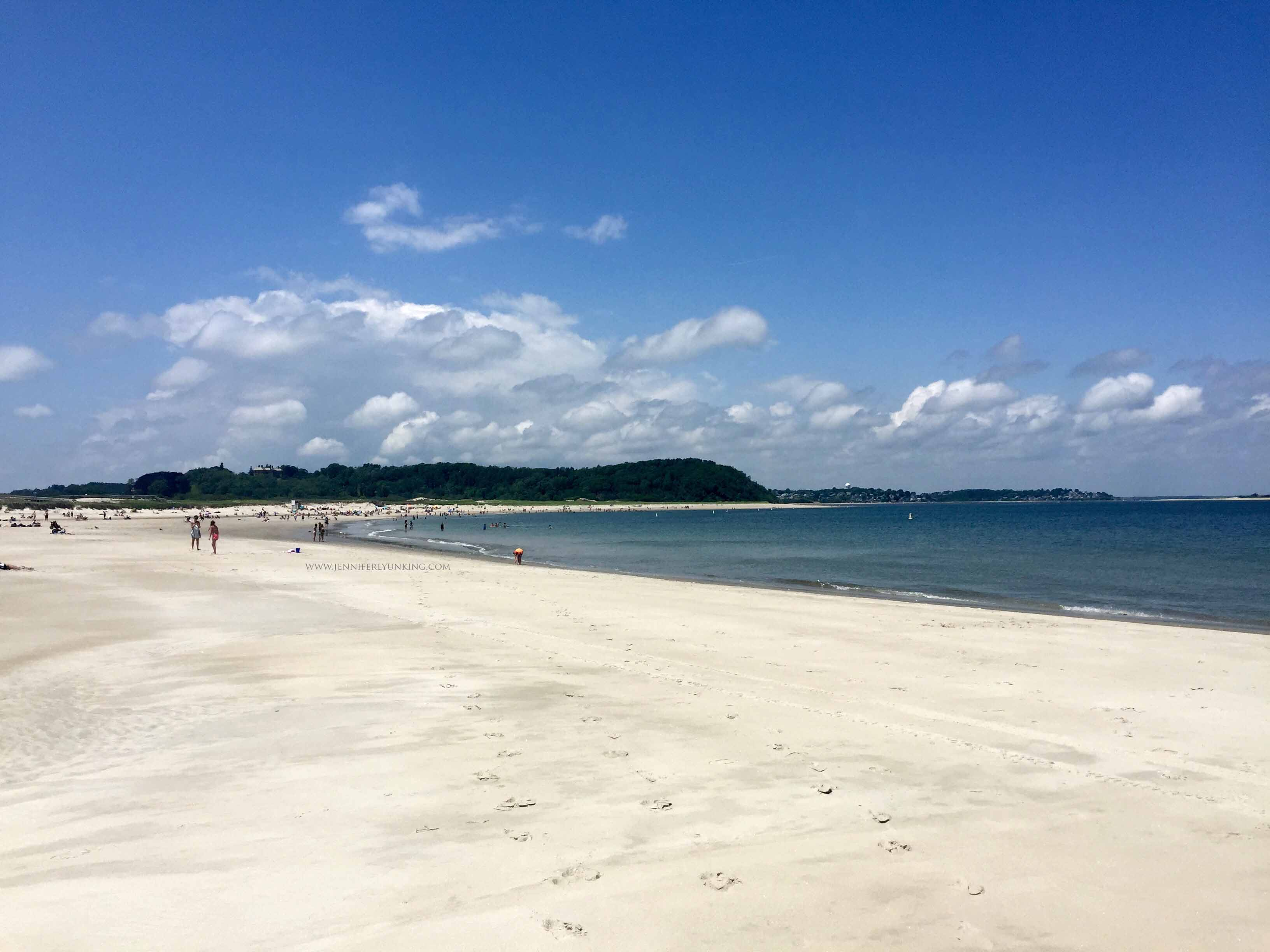 Best Beaches In Boston Harbor