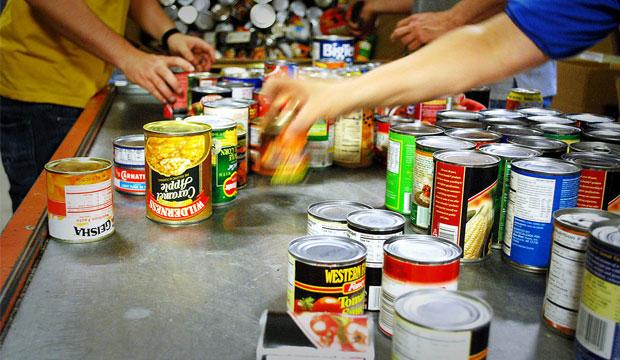Donate to Food Pantries