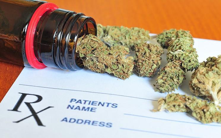 medical marijuana newton
