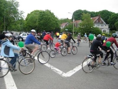 bikenewton.org: biking through newton