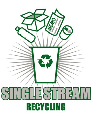 single stream recycling Orifice Recycling & Refuse 774-270-2587