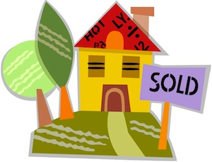 sold home clipart