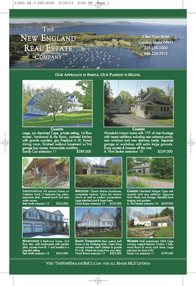 New England RE Company Brochure 2