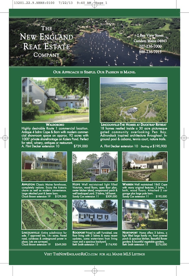 New England RE Company Brochure 4