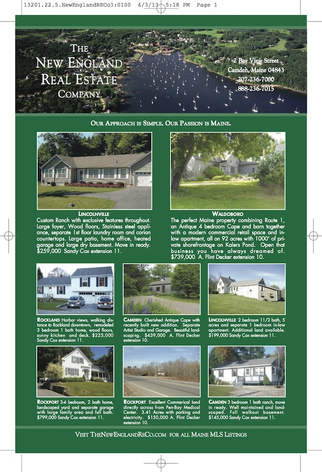 New England RE Company Brochure 1