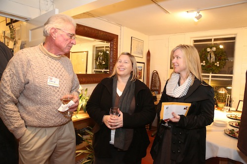 The New England Real Estate Co. PAWS Foundation Event