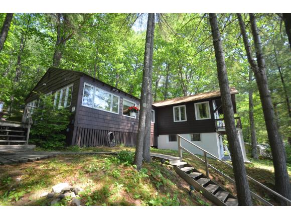 Home for Sale in Wolfeboro NH, 13 Earl Shore Road