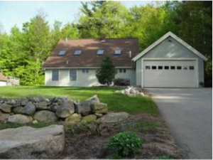 Wolfeboro NH Rental Home