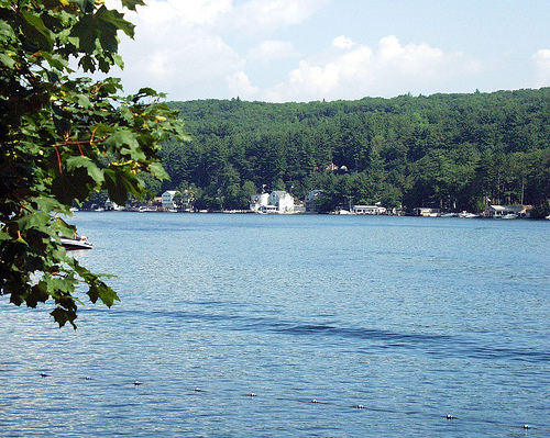 Lake Winnipesaukee rentals NH