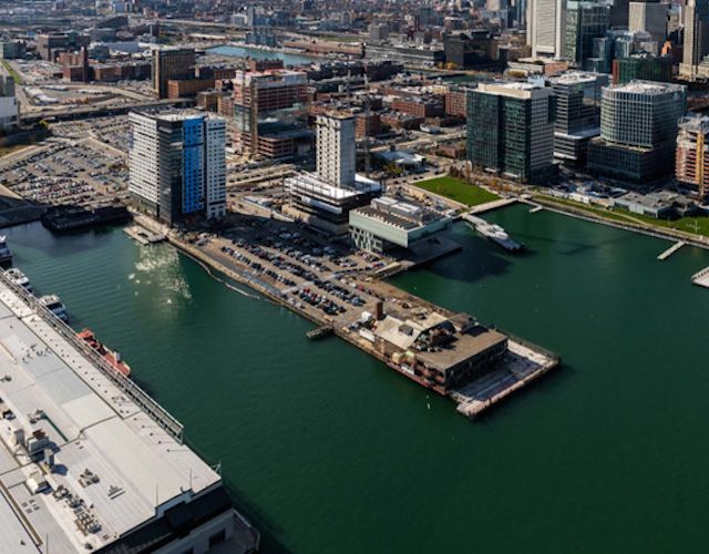 Pier 4 Boston Seaport District