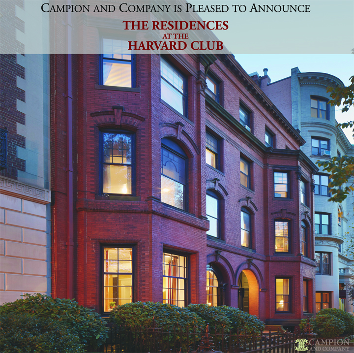 Residences at the Harvard Club