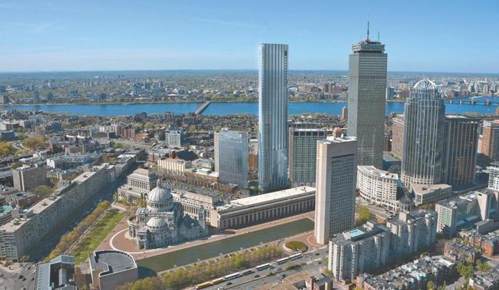 Four Seasons Tower in Boston