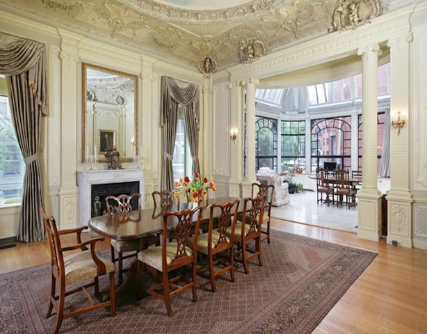 Burrage Mansion Boston Back Bay Luxury Residences