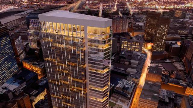 Millennium tower boston midtown luxury condos boston for Luxury barn builders