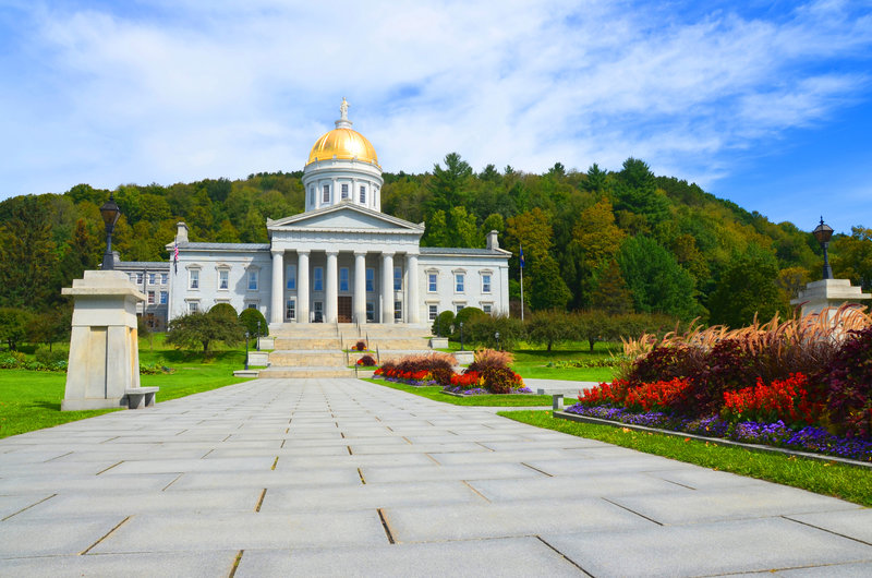 Montpelier VT State House